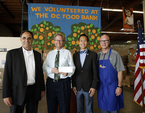 Visit Anaheim Conducted a Staff-Wide Day of Service Volunteer ...