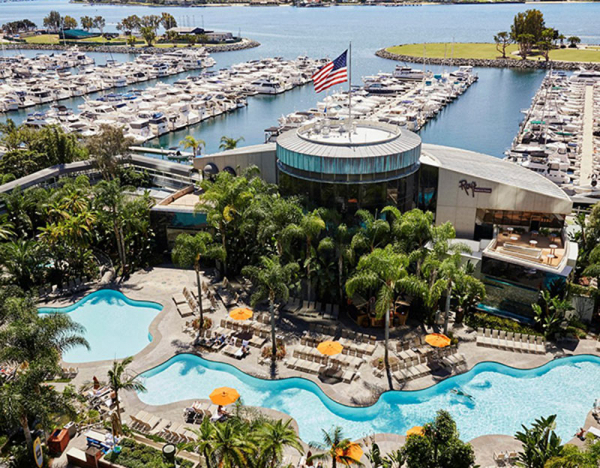 Photo courtesy Marriott Marquis San Diego Marina