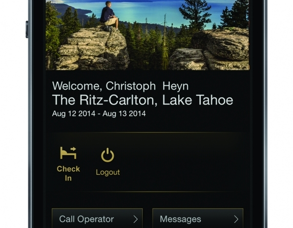 Ritz-Carlton Hotels Offer Digital Connectivity To Some Hotel