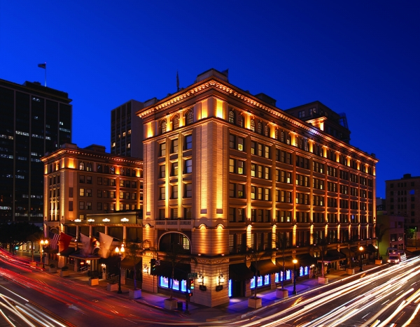 20 things you didn 39 t know about the us grant hotel for Roosevelt hotel san diego